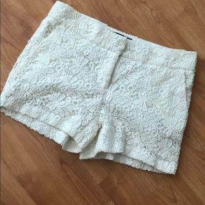 Beautiful lace shorts